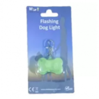 Flashing dog light